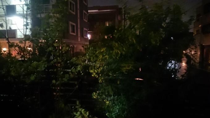 台風通過中_f0035506_21350721.jpg