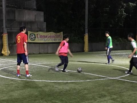 UNO 9/18(水) at UNOフットボールファーム_a0059812_00305794.jpg