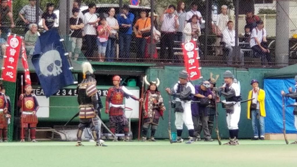 江戸幕府 鉄砲組百人隊出陣の儀_b0019313_16391263.jpg
