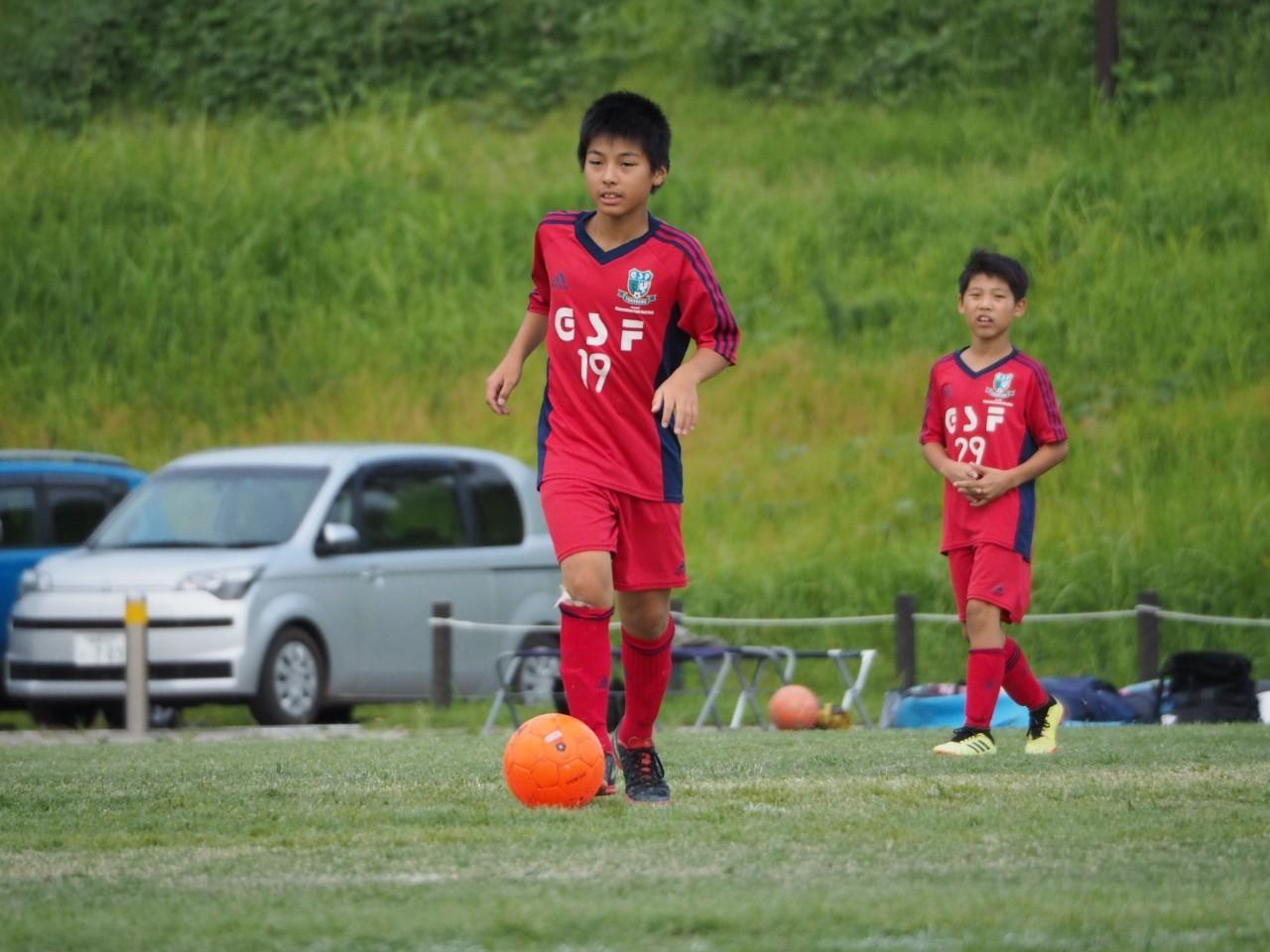 5年生 練習試合 対FC本郷U12_a0109316_08222207.jpg