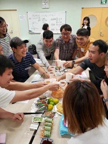 日曜朝教室(2019.9.22) 🌰 食欲の秋 🌰_e0175020_17545504.jpg