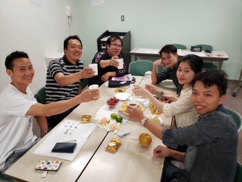 日曜朝教室(2019.9.22) 🌰 食欲の秋 🌰_e0175020_17553669.jpg