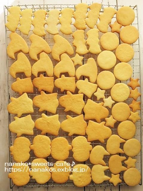 ハロウィンクッキー準備中_d0147030_23082754.jpg