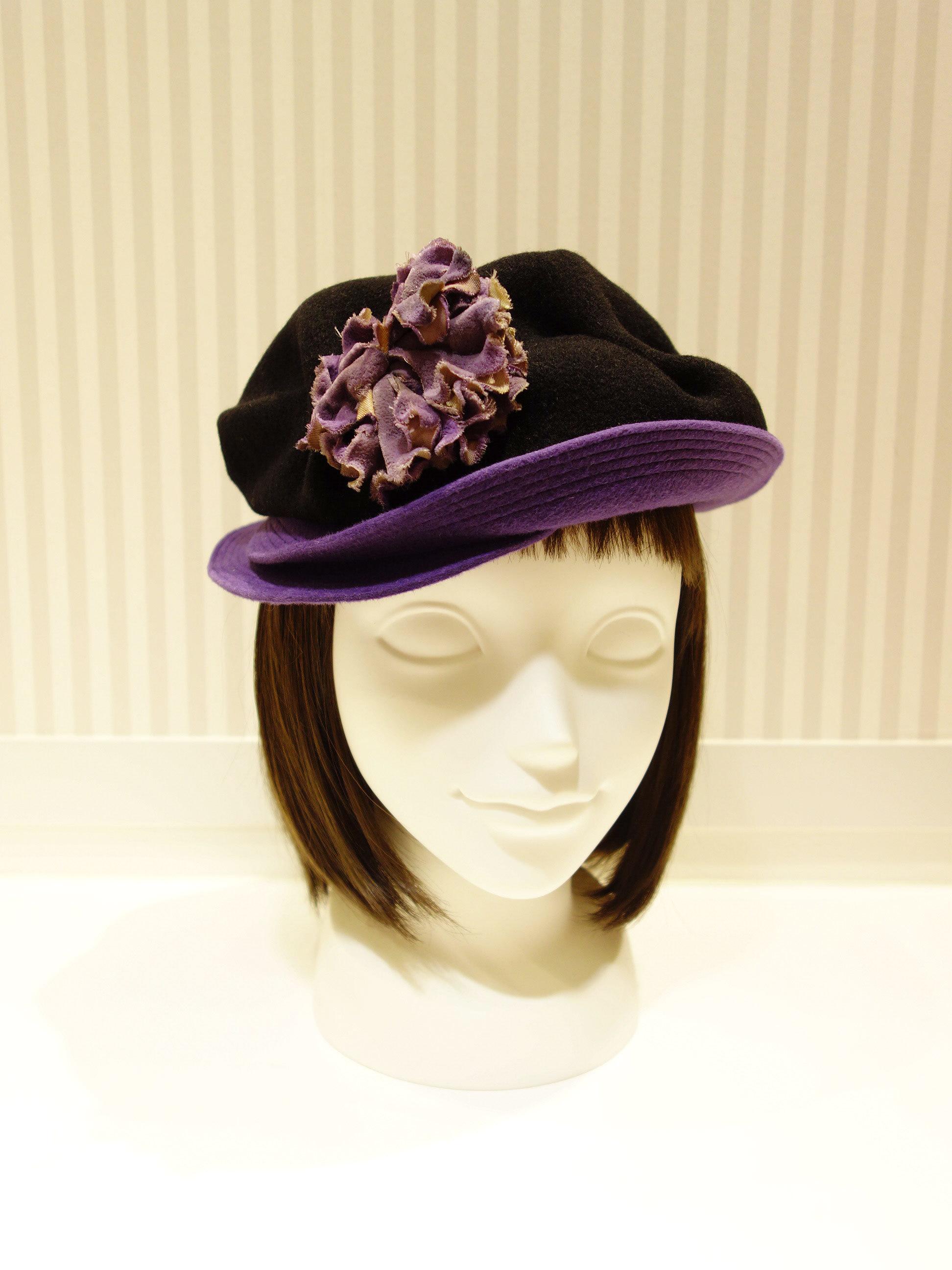 Mode Svetlana*新作帽子入荷*_e0167832_21015852.jpg