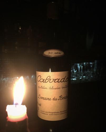 Calvados Domaine du Bordage 30 ans (70cl/40%vol)_d0011635_12311733.jpg