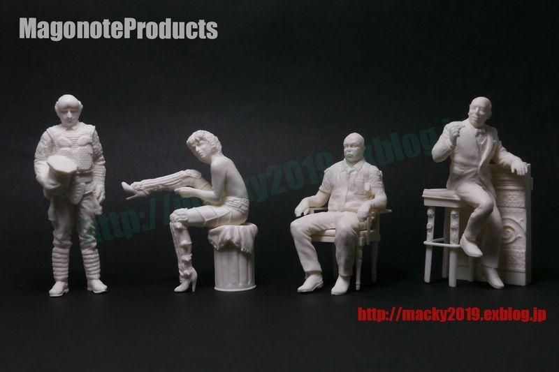 ニューアイテム! LA2019 Figure Collection set Vol.7 頒布開始_e0198040_22354176.jpg
