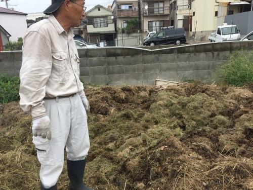 草木染めと大根の種まきをしました!!_f0079749_17521789.jpg