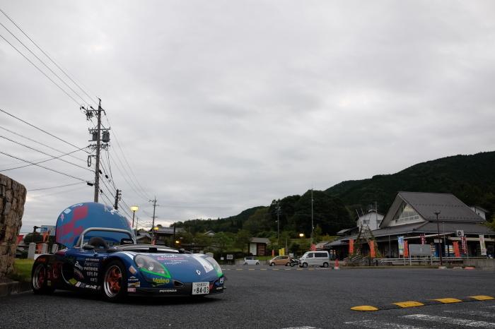 台風が来る前の朝練_f0050958_22570468.jpg