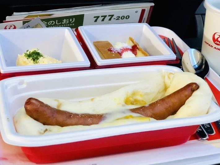 機内食を食す JAL  羽田~金浦_b0060363_10473167.jpeg