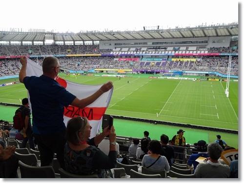 ラグビーワールドカップ フランスVSアルゼンチンを観戦_d0013068_17275869.jpg