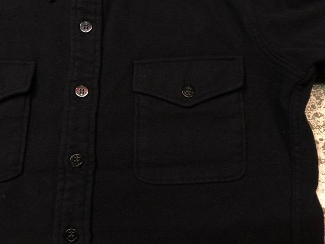 9月25日(水)マグネッツ大阪店 冬物ヴィンテージ入荷!!#1 U.S.Navy編!! 55J14 TYPE G-1 & AN-J-3、CPO Shirt OnePkt、DeckPants!!_c0078587_20123189.jpg