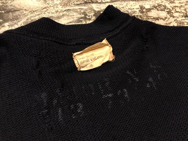 9月25日(水)マグネッツ大阪店 冬物ヴィンテージ入荷!!#1 U.S.Navy編!! 55J14 TYPE G-1 & AN-J-3、CPO Shirt OnePkt、DeckPants!!_c0078587_20285075.jpg