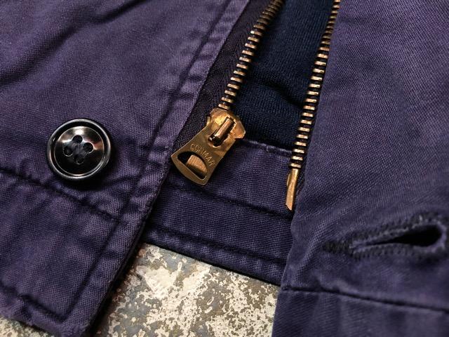 9月25日(水)マグネッツ大阪店 冬物ヴィンテージ入荷!!#1 U.S.Navy編!! 55J14 TYPE G-1 & AN-J-3、CPO Shirt OnePkt、DeckPants!!_c0078587_20311390.jpg