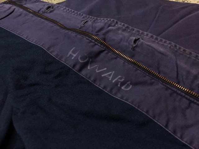 9月25日(水)マグネッツ大阪店 冬物ヴィンテージ入荷!!#1 U.S.Navy編!! 55J14 TYPE G-1 & AN-J-3、CPO Shirt OnePkt、DeckPants!!_c0078587_20314049.jpg