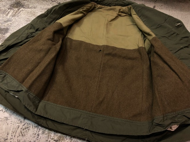 9月25日(水)マグネッツ大阪店 冬物ヴィンテージ入荷!!#2 USMC&US.Army編!JerkinVest&~10\'s BuckleBackWoolTrouser,Turtle Sweater!_c0078587_21504030.jpg