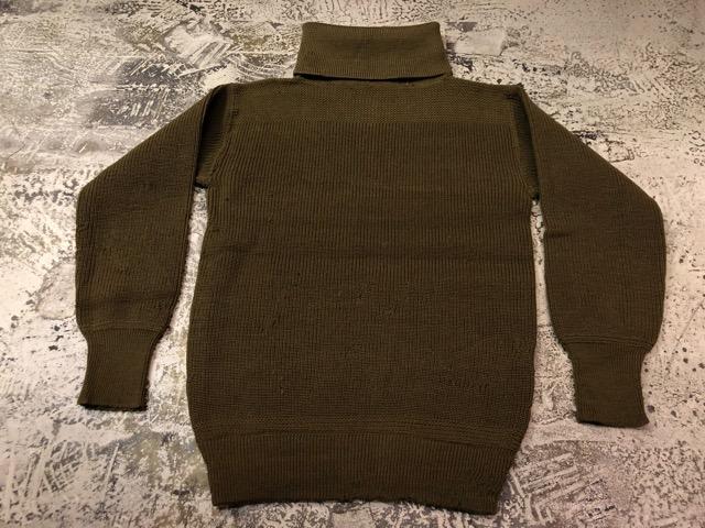 9月25日(水)マグネッツ大阪店 冬物ヴィンテージ入荷!!#2 USMC&US.Army編!JerkinVest&~10\'s BuckleBackWoolTrouser,Turtle Sweater!_c0078587_21544087.jpg