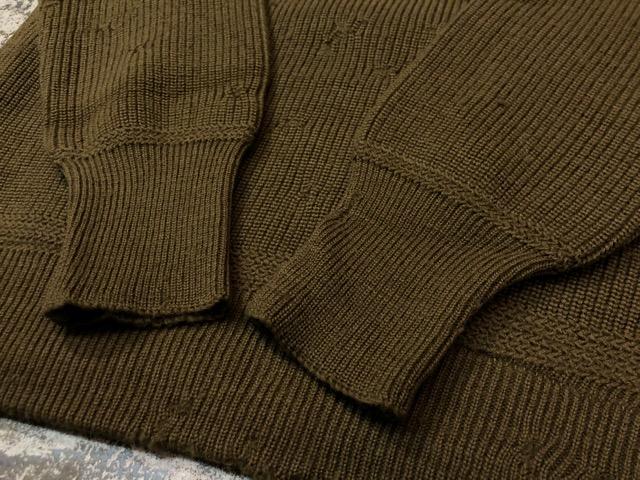 9月25日(水)マグネッツ大阪店 冬物ヴィンテージ入荷!!#2 USMC&US.Army編!JerkinVest&~10\'s BuckleBackWoolTrouser,Turtle Sweater!_c0078587_21573466.jpg