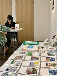 初めての 届けるMASUDA展 in Osaka 楽しく終える事が出来ました(^_^)_c0165589_14170674.jpg