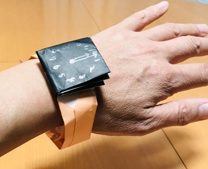 永遠を約束する世界でただひとつの腕時計ゲット!_f0214595_17191795.jpeg