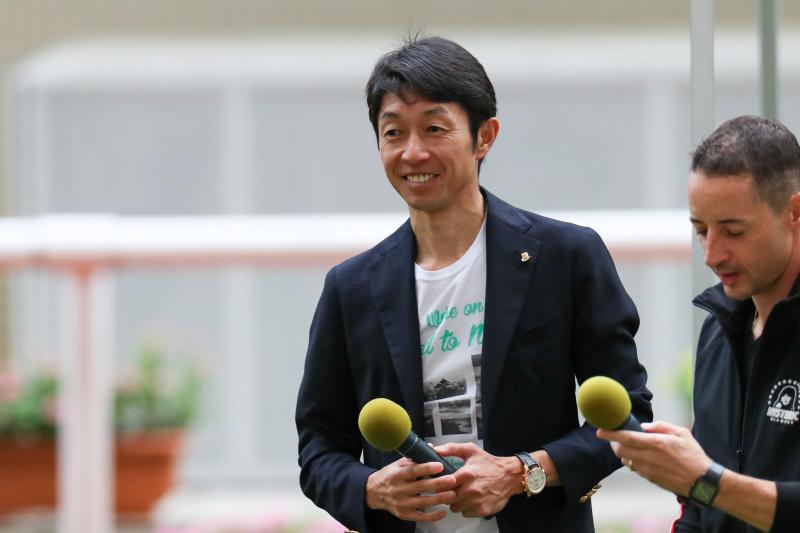 2019年9月22日 神戸新聞杯(GⅡ)&ジョッキーフェスティバル_f0204898_20482683.jpg