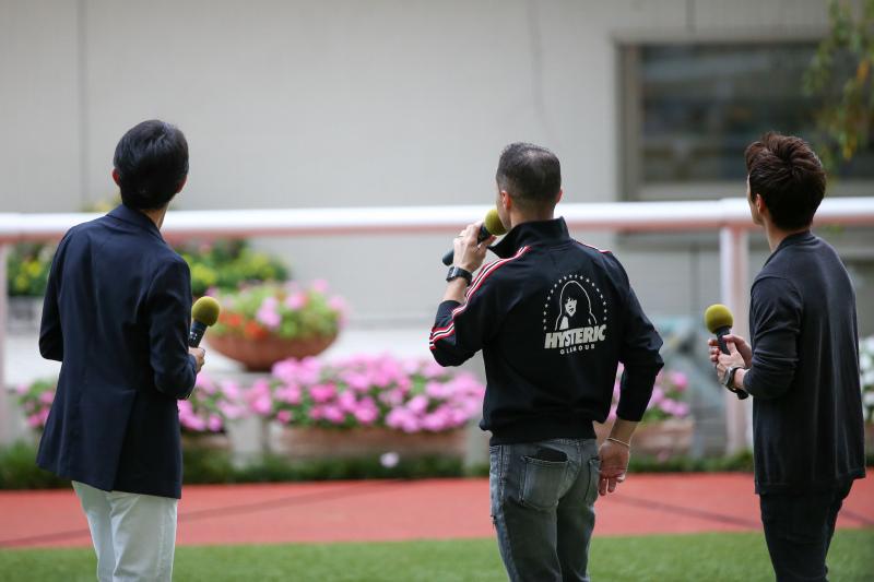 2019年9月22日 神戸新聞杯(GⅡ)&ジョッキーフェスティバル_f0204898_20484099.jpg