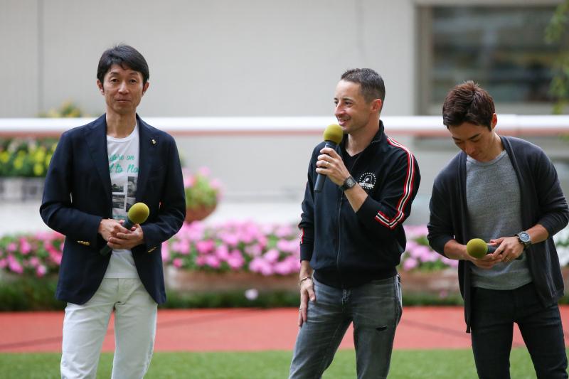 2019年9月22日 神戸新聞杯(GⅡ)&ジョッキーフェスティバル_f0204898_20490129.jpg