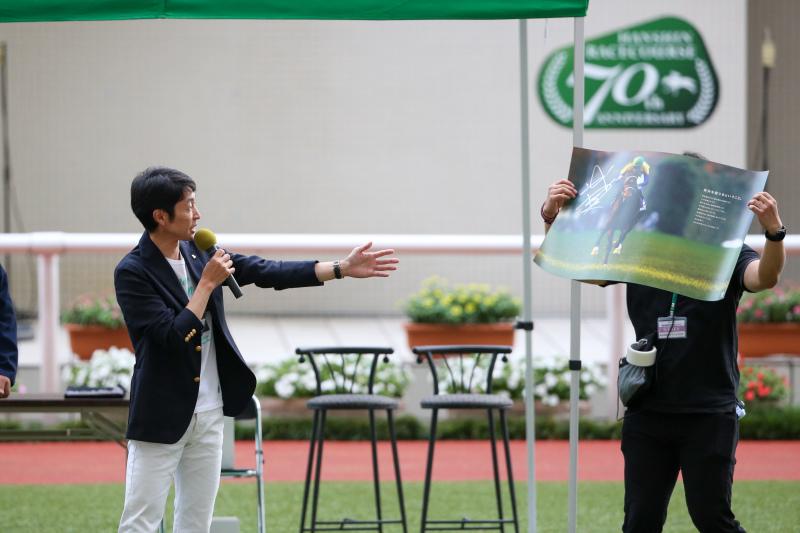 2019年9月22日 神戸新聞杯(GⅡ)&ジョッキーフェスティバル_f0204898_20491846.jpg