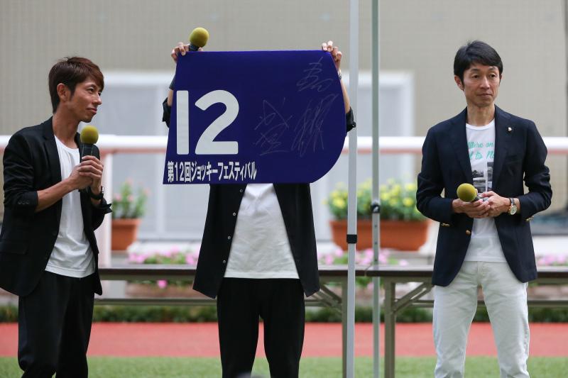 2019年9月22日 神戸新聞杯(GⅡ)&ジョッキーフェスティバル_f0204898_20501992.jpg
