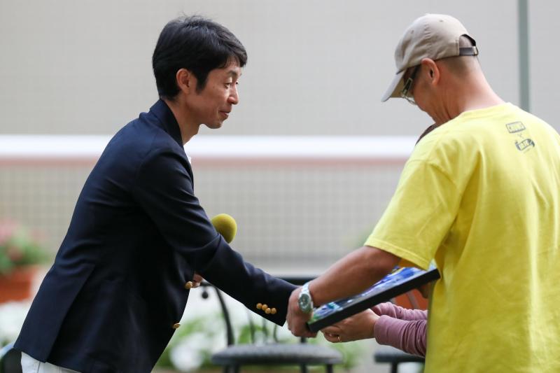 2019年9月22日 神戸新聞杯(GⅡ)&ジョッキーフェスティバル_f0204898_20510465.jpg