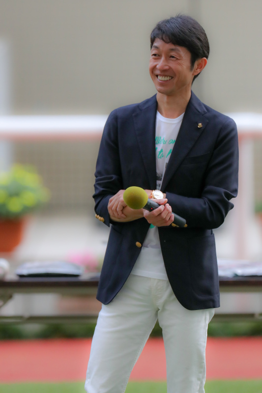 2019年9月22日 神戸新聞杯(GⅡ)&ジョッキーフェスティバル_f0204898_20521476.jpg