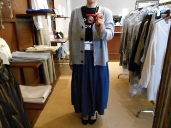 おすすめシャツワンピ♪♪【松江店】_e0193499_17285142.jpg