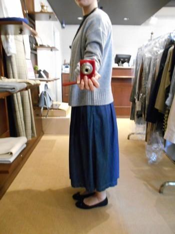 おすすめシャツワンピ♪♪【松江店】_e0193499_17290743.jpg