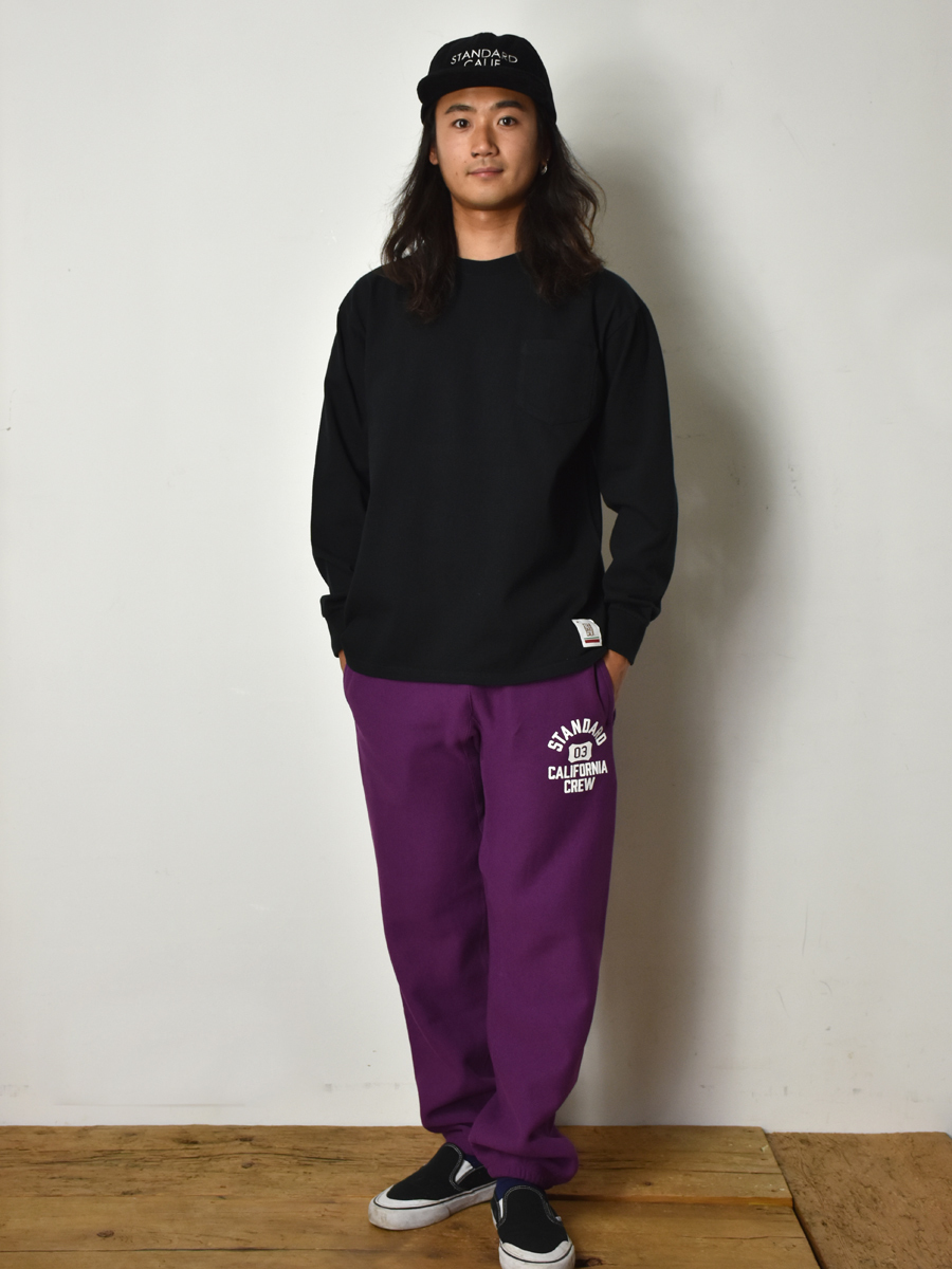 【DELIVERY】 STANDARD CALIFORNIA - Champion×SD Reverse Weave Sweat Pants_a0076701_13275935.jpg