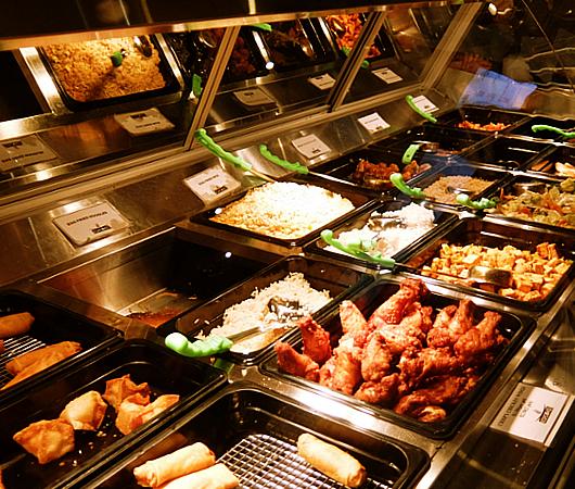 グラセン地下ダイニングの辛いチキンが得意な中華、Wok Chi Chinese Kitchen_b0007805_00485159.jpg