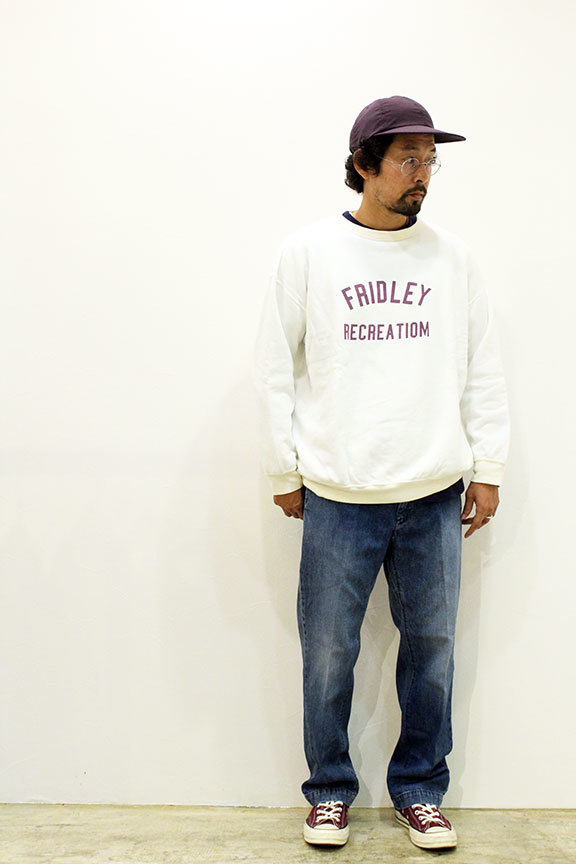 "Ordinary fits (オーディナリーフィッツ) "" YARD DENIM TROUSERS \""_b0122806_13445255.jpg"