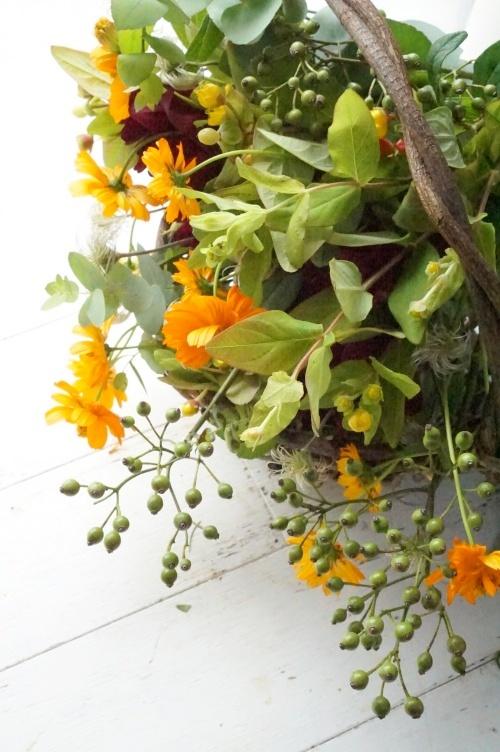 京の都から春の心と秋のブーケ♪_b0151911_17371850.jpg