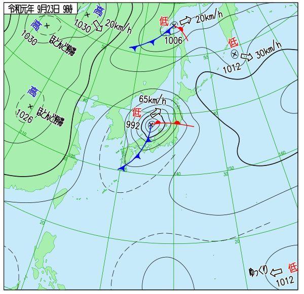 秋分の日に台風が秋を運んできた_c0025115_22263653.jpg