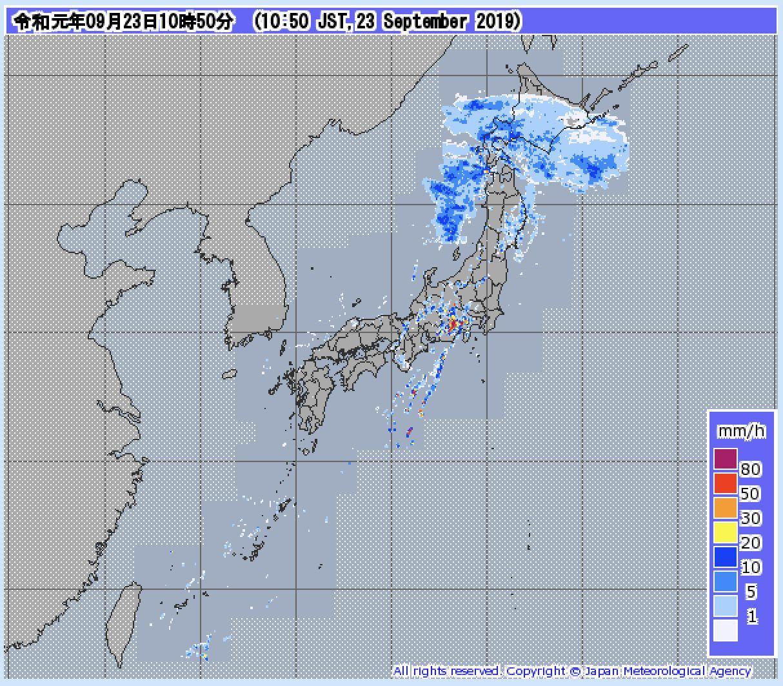 秋分の日に台風が秋を運んできた_c0025115_22264100.jpg