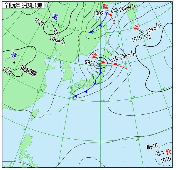 秋分の日に台風が秋を運んできた_c0025115_22270703.jpg