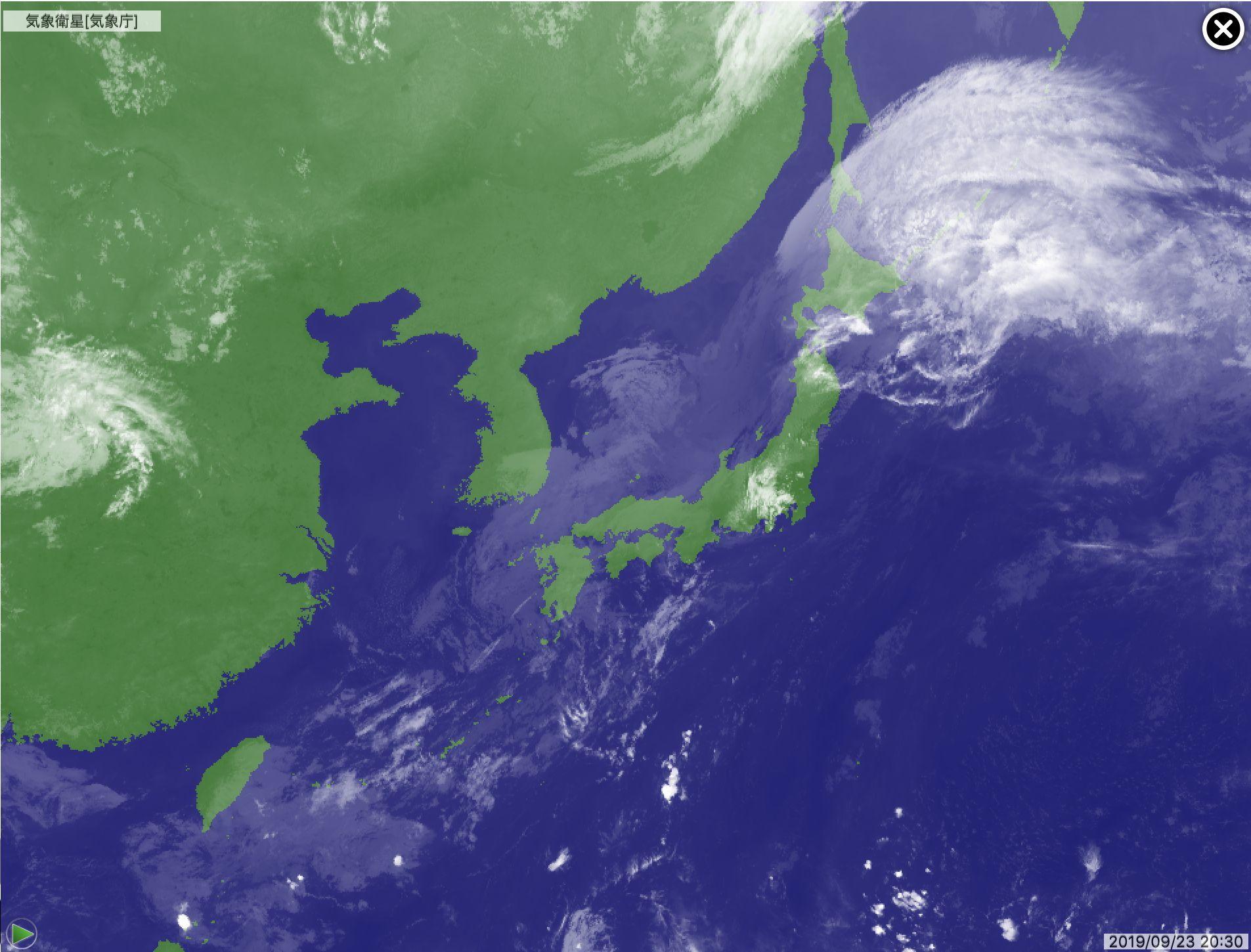 秋分の日に台風が秋を運んできた_c0025115_22271164.jpg
