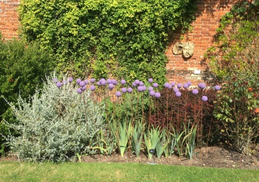 イギリスの旅2日目 ガーデンツアー 1日目 Marks Hall Estateなど_e0194723_14103767.jpeg