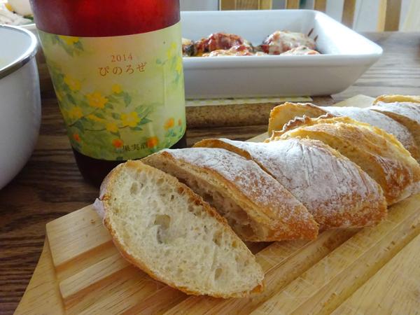 休日はのんびり料理とワイン_f0097523_17224874.jpg