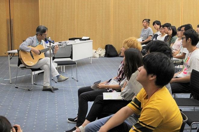 マナー講座とキックオフセミナーが開催されました_c0167632_15112520.jpg