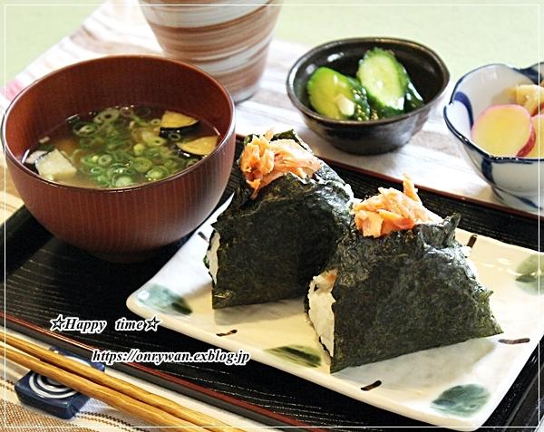 エビとアスパラ卵の中華炒め弁当とあたしのランチ♪_f0348032_16335902.jpg