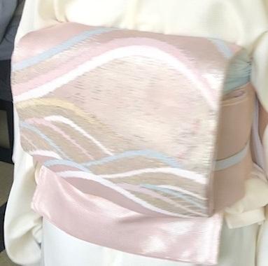 ランチ会・現在織り手さんが一人だけの西陣まいづる楽紋紗。_f0181251_15292766.jpg