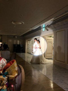 息子の結婚式_d0007957_23083639.jpg