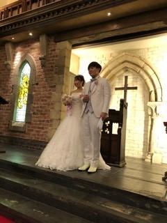 息子の結婚式_d0007957_23084135.jpg