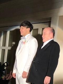 息子の結婚式_d0007957_23443901.jpg