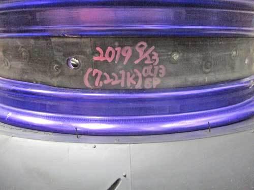 M城サンがブーツ、ガ!ちゃんサンがGN125からのH野クン号 XT250Xのタイヤ交換・・・(^^♪_c0086965_23263742.jpg