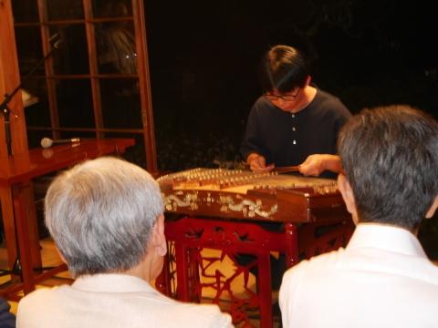浄智寺で第十四回鎌倉芸術祭オープニングレセプション9・20_c0014967_10474322.jpg